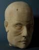Carved Head in Limewood